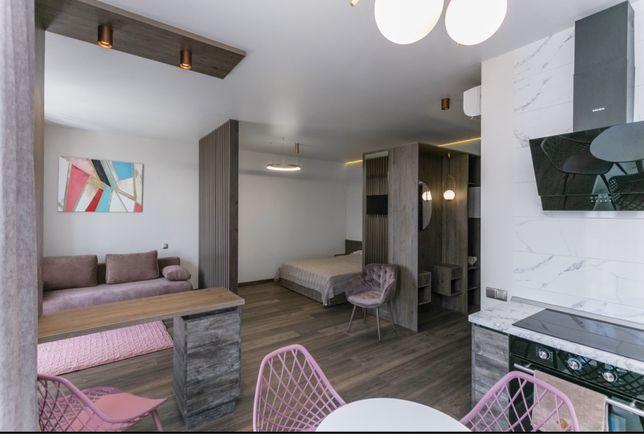 Продам 1 комнатную квартиру с видом на море в новом доме.