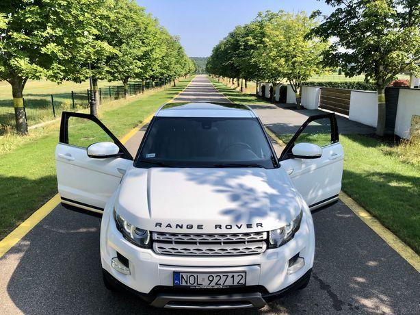 Range Rover/Evoque/automat/salon Pl/4x4