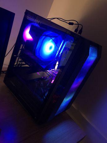Komputer Gamingowy Ryzen 5 3600X GeForce GTX 1080 Ti 16GB Ram 3200Mhz
