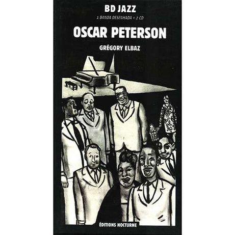 CD duplo BD Jazz - Oscar Peterson