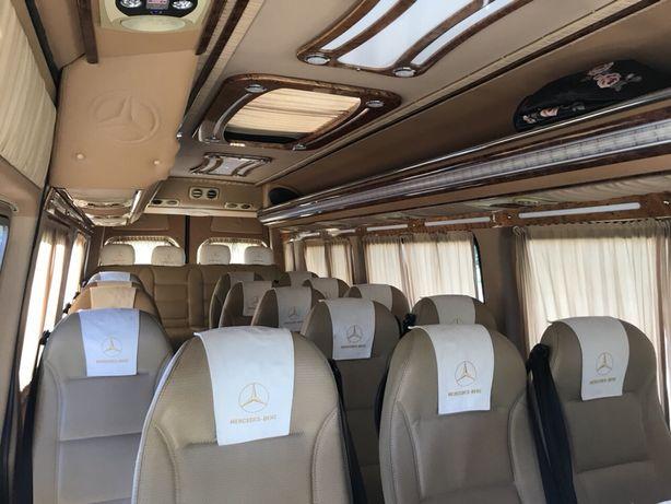 Заказ микроавтобуса,автобус от 6-21,трансфер,пассажирские перевозки