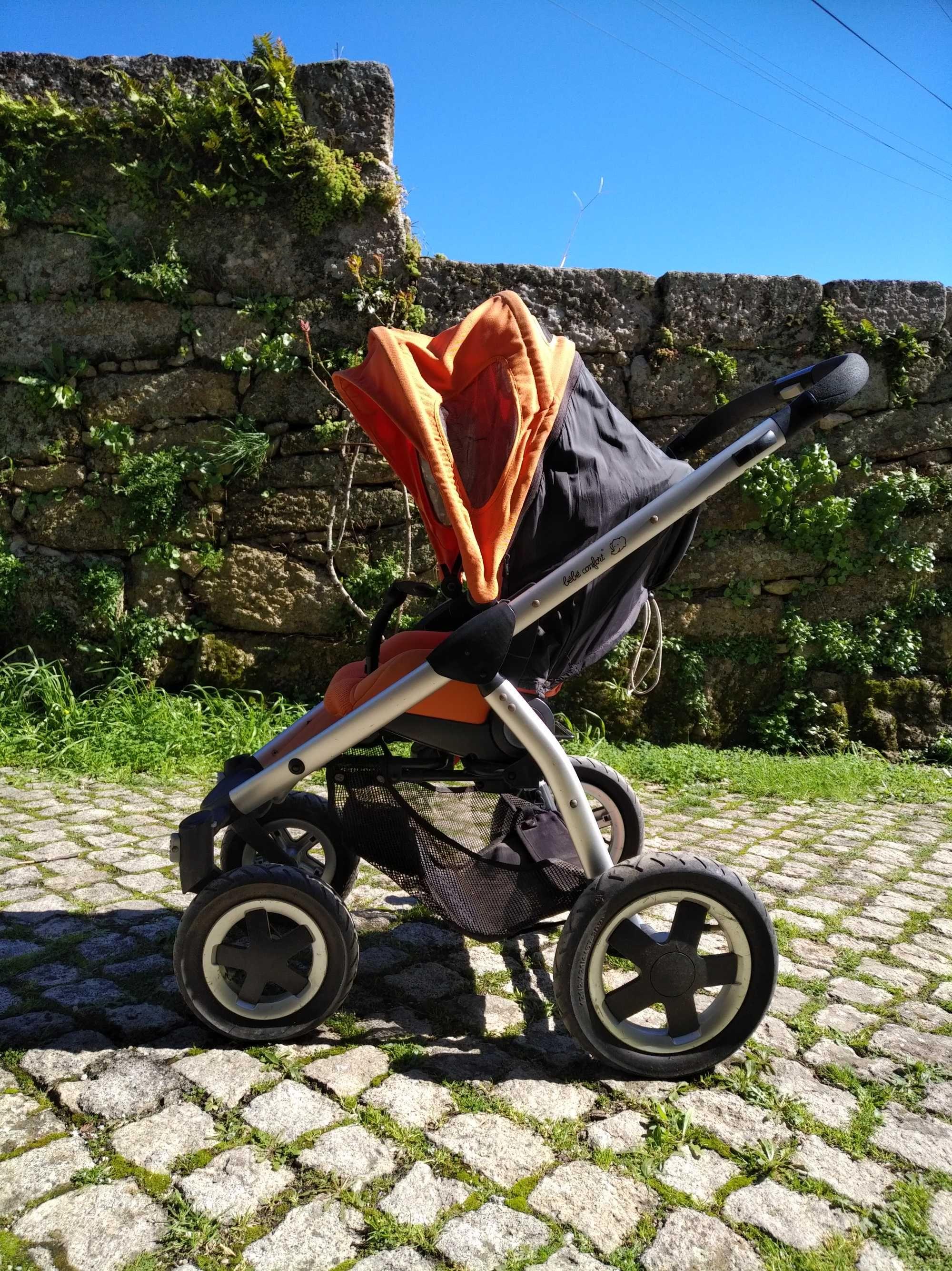 Carrinho de bebe MURA - Maxicosi / Bébé Confort