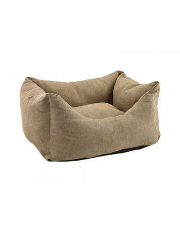 Cama para cão e gato super confortável em camel  - NOVO