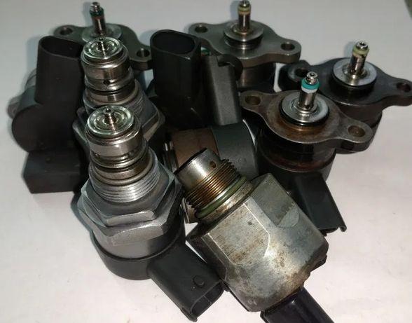 Регулятор клапан давления топлива восстановленный, гарантия 10000 км.