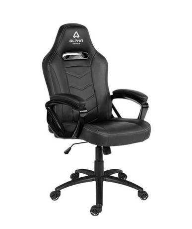 Cadeira Gaming Alpha Kappa - Preto