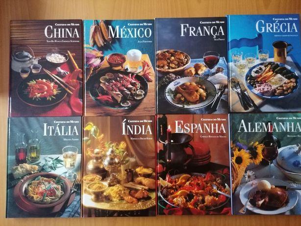 Cozinhas do mundo - Circulo de Leitores