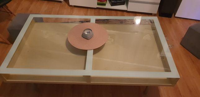 Stół - Ława szklana