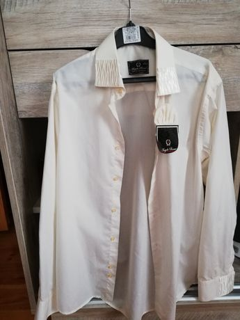 Рубашка нарядная айвори