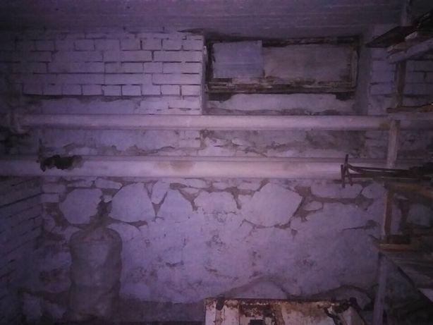 Подвал в жилом доме, ул. П. Юрченка