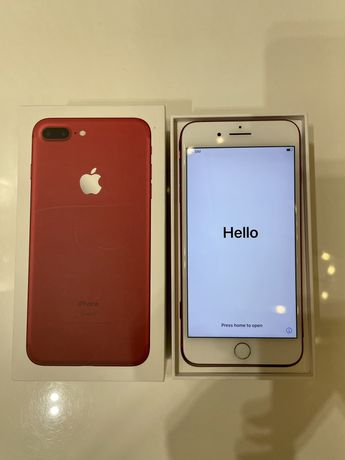 iPhone 7 Plus  256  Product Red