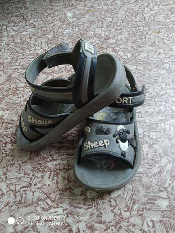 Босоножки детские сандали для мальчика