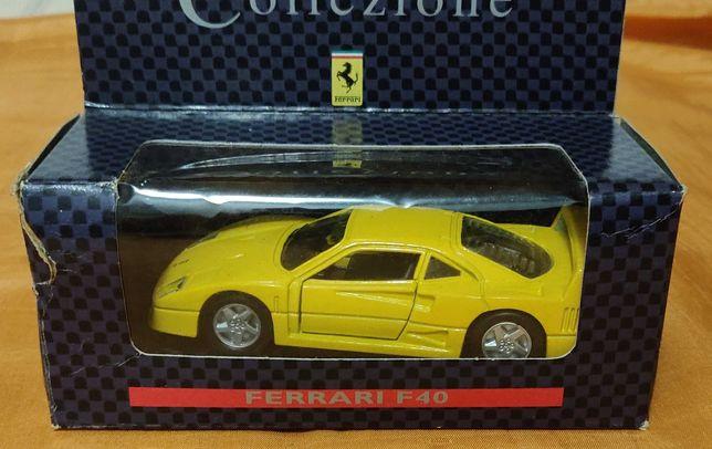 Colecção de 8 miniaturas Ferrari Shell 1:39 Maisto