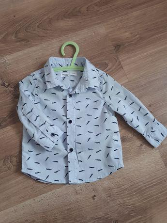 Koszula niemowlęca 68