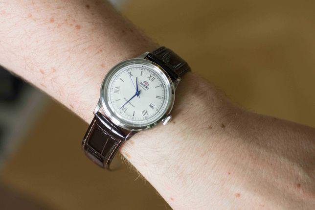 Japoński Zegarek Męski Automatyczny Orient Bambino v2 Klasyczny NOWY