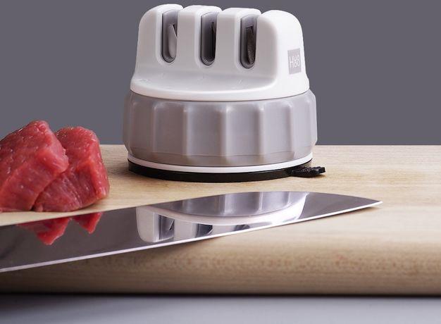 Точилка для ножей Xiaomi Huohou Mini Knife Sharpener на присоске