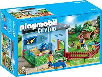 Playmobil 9277 Quarto das Mascotes - NOVO