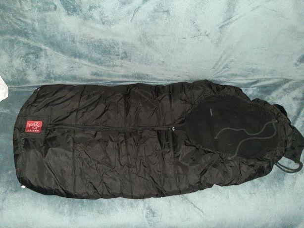 Футмуфта зимний чехол спальный мешок Kaiser