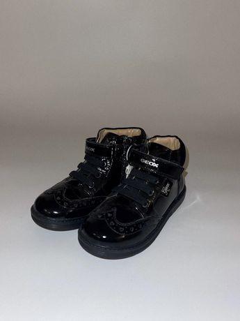 GEOX новые детские ботинки 27 размера, геокс