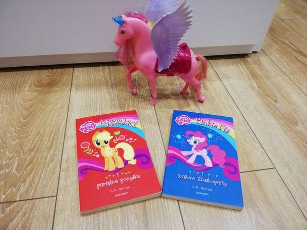 My Little Pony kucyk i książeczki Egmont