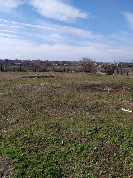 Продам участок в селе Красноселка