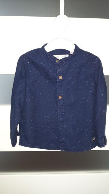 Koszula chłopięca zara 92 (18/24 mce)