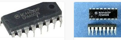 14Circuitos Integrados M4991BB1-MC44603-M50431.101-MDA2061