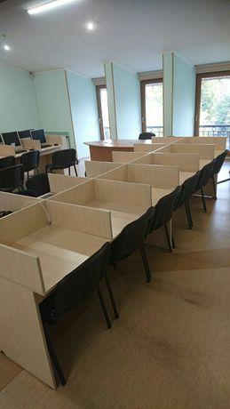 Стол с ячейками для колл центра 12 мест