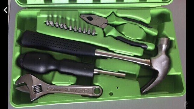 Новий набір інструментів.