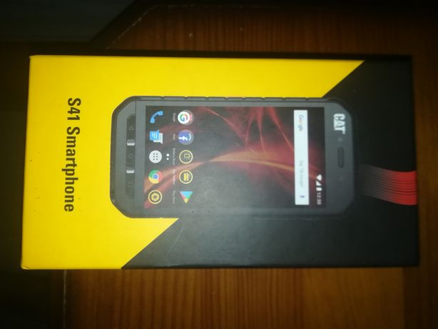 Smartphone Caterpillar S41             .