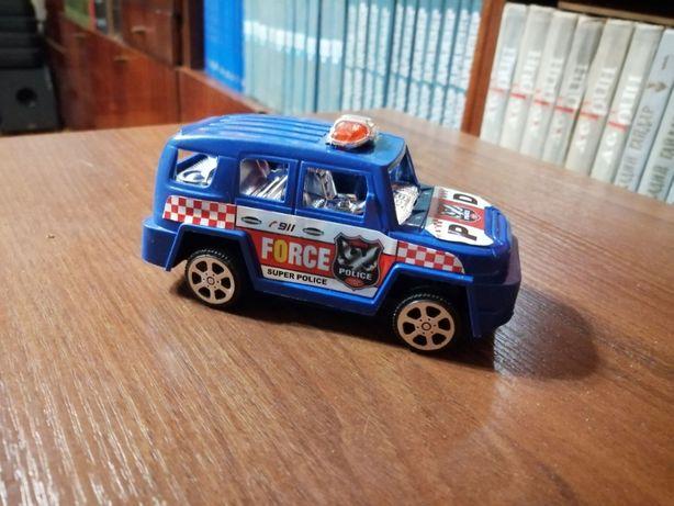 Машинка полицейская PD