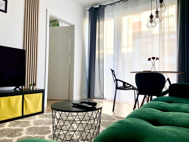 Mieszkanie 2 pokoje Skorosze / Wlochy - nowe.