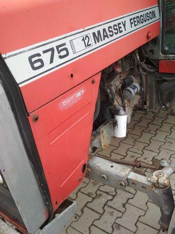 Massey Ferguson 675 Ciągnik rolniczy MF675 nie 698 Perkins mechaniczny