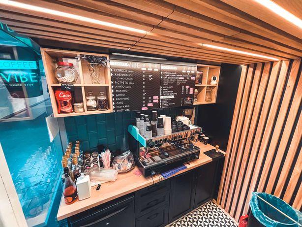 Кофейня в центре. Готовый бизнес