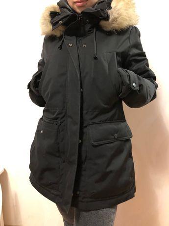 Продам зимнюю куртку ZARA