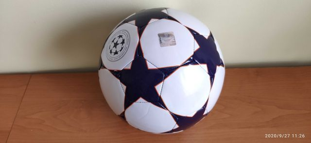 Piłka UEFA Champions League rozmiar 5 Oficial Licensed Product