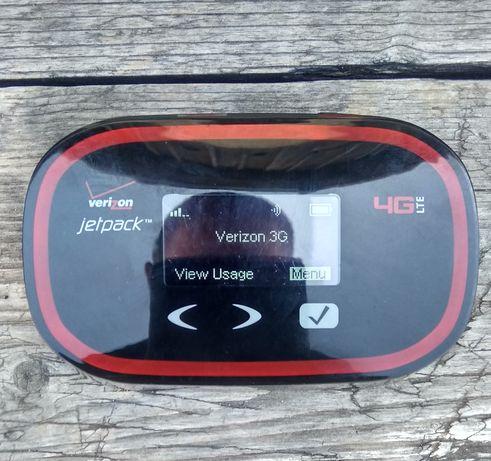 3G/4G Wi-Fi модем от Интертелеком со скоростью до 14,7 мб/с EVDO Rev.B
