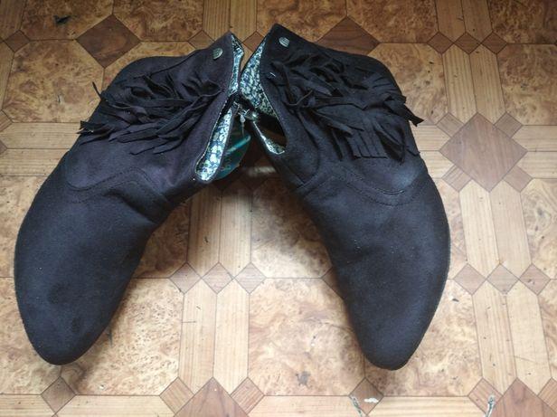 Ботиночки ботинки как Даром