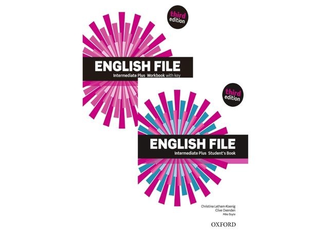 English File Intermediate Plus (3-rd edition)