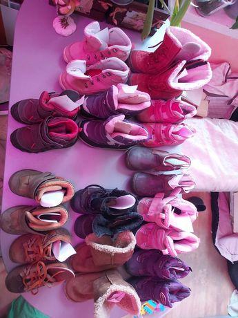 Детские ботинки 50грн