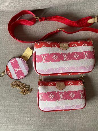 Bolsa Louis Vuitton Triple
