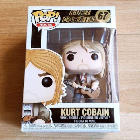 Figurka winylowa Funko POP! Rocks 67 - KURT COBAIN - Nirvana - Excl