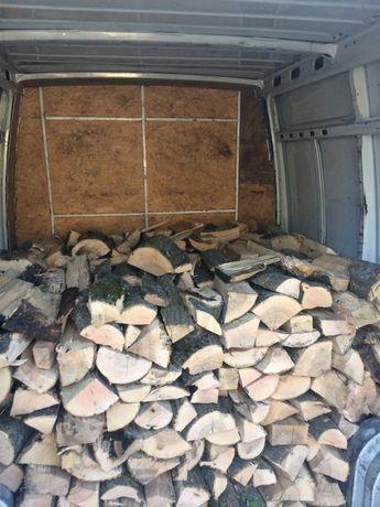 Дрова для опалення та камінів