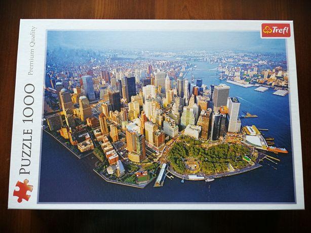 Puzzle 1000 - New York