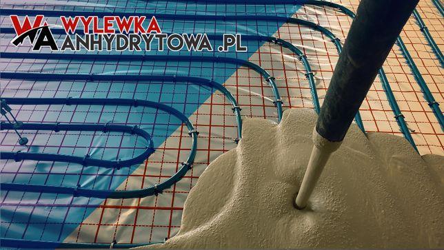 Wylewki anhydrytowe Gliwice Śląsk