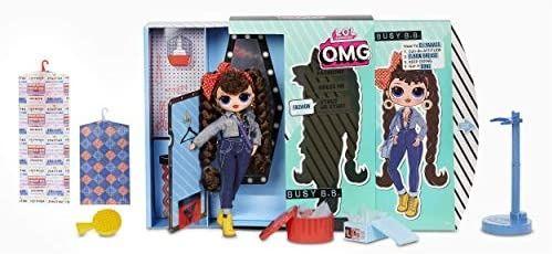 Большая кукла лол Бизи мга  оригинал