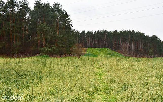 Duża działka budowlana + las-Chrzanów/Borowiec