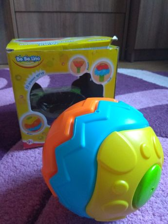Игрушки мяч конструктор