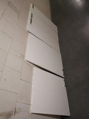 Fronty kuchenne biały połysk