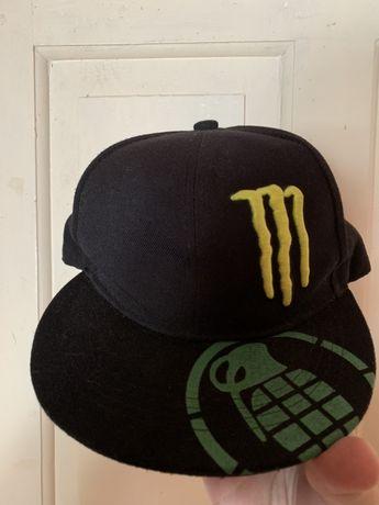 Кепка Snapback Monster Energy