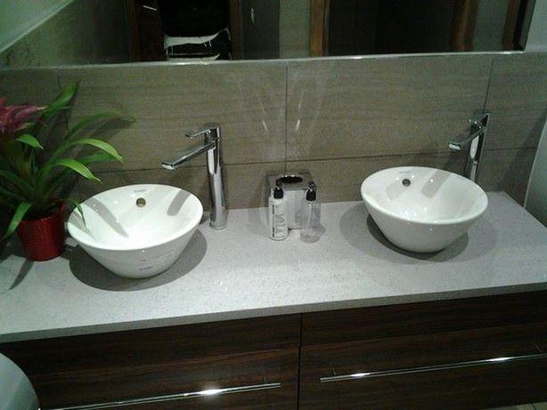 Wykończenia i remonty łazienek - usługi kamieniarskie - TANIO!